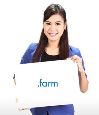 โดเมนเนมนามสกุล .FARM